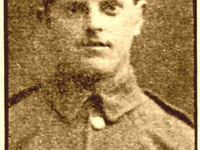 Ralph Harold Frederick : Lance Corporal G/2994 : Queen's Own (10th Battalion