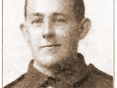 Kendall James : Lance Corporal G/6153 : The Buffs (East Kent Regiment