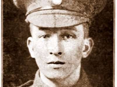 Foster Cecil Percy : Private 47912 : Royal Fusiliers (13th Battalion)
