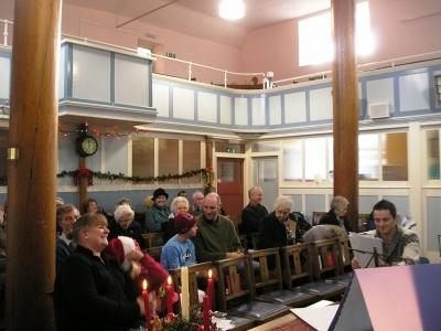 Christmas 2010 the Congregation