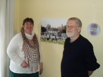 Bob & Maggie May 2012