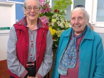 New Elders Anne & Jane
