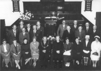 The ordination of Rev Graham Long 1962